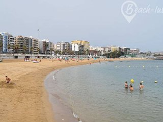 Fantastic flat near Las Palmas main beach