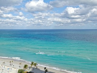 Best Beach Front Getaway Property Ocean View, Hallandale