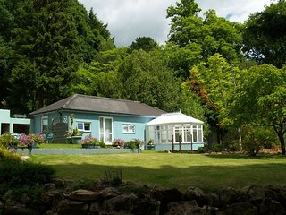 MAGJA Bungalow in Dawlish, Trusham