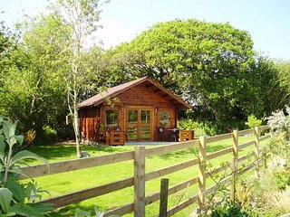 BRILO Log Cabin in Lostwithiel, Lanlivery