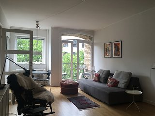 Super central apartment in CPH city