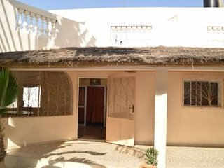 villa with swimming pool for 1 to 10 people, Saly