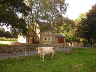 PK845 Cottage in Low Leas, Belper