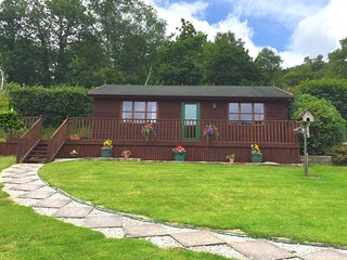 NUTHA Log Cabin in Looe, Lanreath