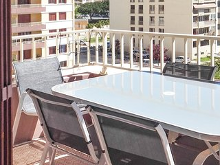 Beautiful apartment with a balcony, Ajaccio