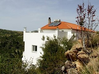 Villa Elleftheria overlooking the Ionian Sea, Zacharo