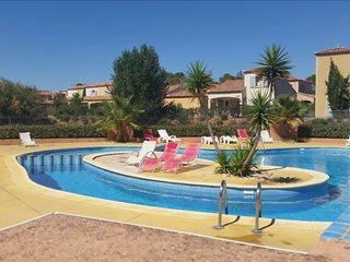 Villa 65 m2 au pied du golf de St Thomas, Béziers