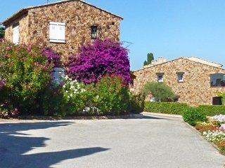 Superbe appartement avec piscine, Sainte-Maxime