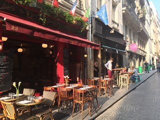 In the very heart of Paris - Montorgueil
