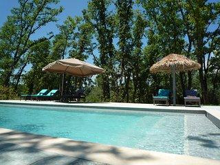 Maison avec piscine pour 6 pers, Saigon, Montauroux