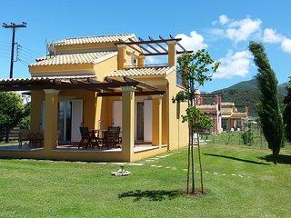 Villa Filia no 2 in Almiros Beach, Acharavi