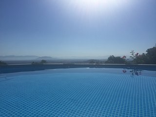 TOP HOLIDAY HOUSE! FANTASTIC VIEW POOL NEAR ROME!, Trevignano Romano