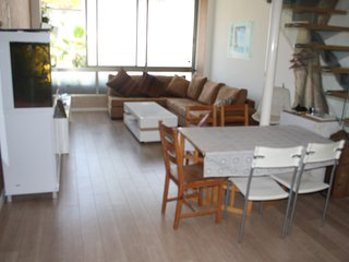 Duplex near Beach in the heart of Tel Aviv, Jaffa