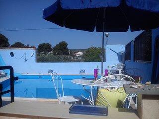 mini apartamiento en villa, Alborache