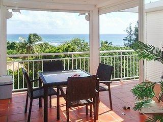 Tropical apartment near the beach, Pointe-a-Pitre