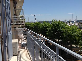 FLAT 2 Beautiful Sea View on the French Riviera, Golfe-Juan Vallauris