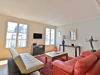 Vachement, 1BR/1BA, 3 people, Paris