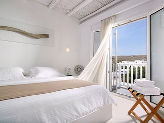 Minimal Style Apartment, Milos