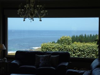 Casa con preciosas vistas al mar