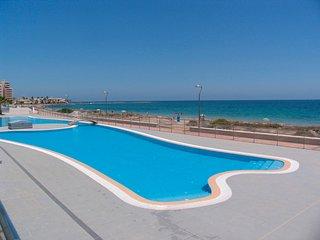 Apartamento con  vistas frontales al Mediterraneo, La Manga del Mar Menor