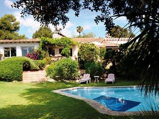 Son Vida, Villa en golf, con piscina, jardin y bbq, Palma di Maiorca