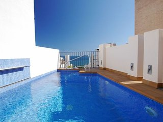 Luxury Penthouse + Own Pool - Amazing Front Line Beach