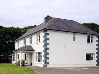 Murphys farmhouse on a mixed working farm, Ventry