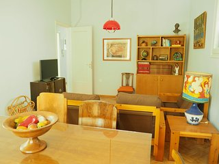 Vintage-style 3-bedroom house, Chalandri
