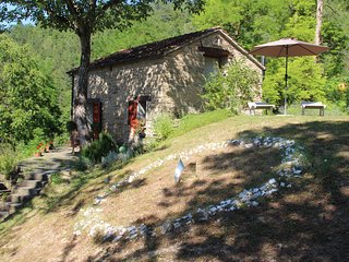 La Casetta, cosy cottage in the forest with pool (Bologna, Ravenna, Florence)