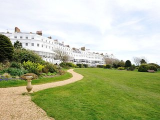Stunning penthouse maisonette Sussex Sq Brighton