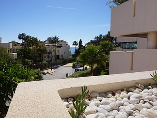 Magnificent Front Line Beach 1 Bedroom Apartment, Estepona