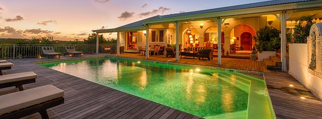 Villa Le Mas Caraibes 2 Bedroom SPECIAL OFFER, Terres Basses