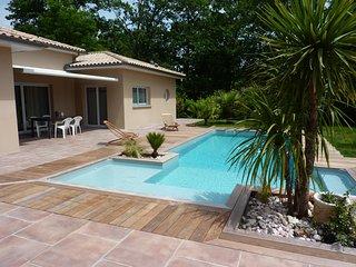 Villa au coeur des vignes du Pessac LEOGNAN, Leognan
