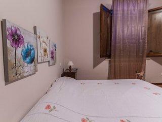 Bilocale, 4 posti, camera, divano letto, bagno, San Miniato