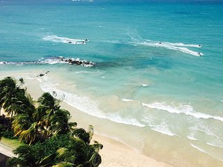 2 BR,Beach Access,Seaview,12th Floor, Isla Verde