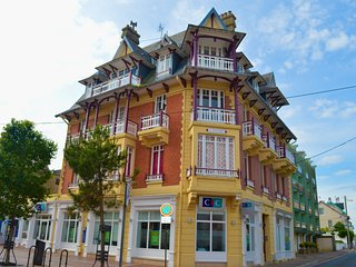 Character Apartment Central Le Touquet + Beach, Le Touquet – Paris-Plage