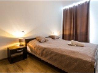 Sleek and elegand 1 bedroom apartment, Varsovie