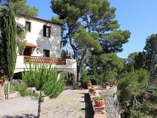 Villa 8 habitaciones Miramar Tarragona, Figuerola del Camp