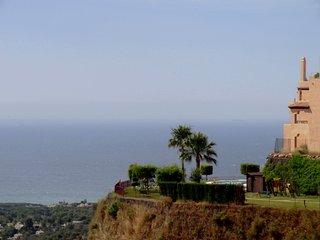 Espectacular duplex con increible vistas al mar, Sitio de Calahonda