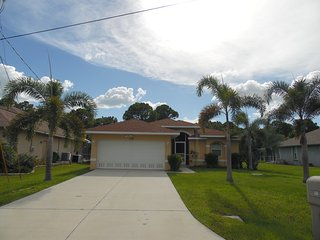 Beaches In Both Directions From This Home, Rotonda West