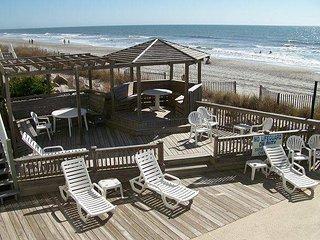 Ocean Front! 3 Bedroom Condo, Myrtle Beach