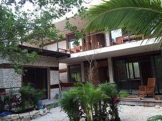 Nueva casa de diseño de lujo zona de la playa de Tulum