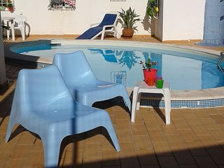 Villa 6/8 Pax- Albufeira,Oura, Sea and night life- Praias, Diversao.