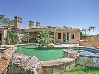 4BR La Quinta House w/Private Pool & View!