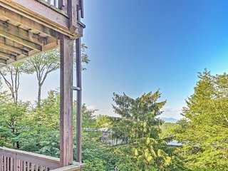 NEW! Remodeled 1BR Beech Mountain Condo w/Wifi