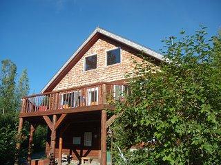 KenaiRiverSoaringEagleLodge&Cabins- Harmony Lodge, Soldotna