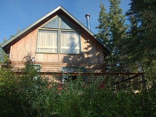 Prosperity Cabin - Kenai River Soaring Eagle Lodge & Cabins, Soldotna