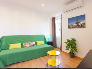 Central Lisbon Comfy Flat 2 Bedrooms Castle View