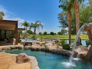 Beautiful Custom Estate on Golf Course at PGA West, La Quinta