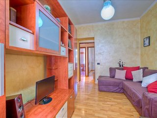 Lovely apartment with balcony in Rome